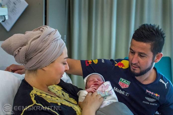 Eerste baby geboren in nieuw Ommelander Ziekenhuis