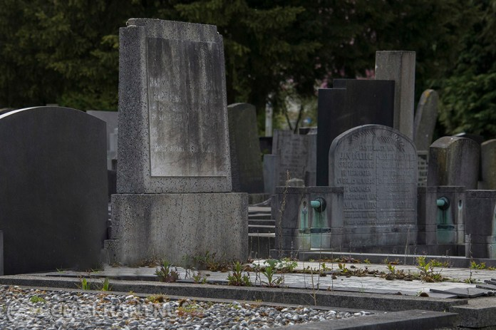 Vernielingen geconstateerd op begraafplaats Delfzijl Centrum