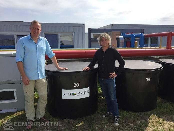Waterkwaliteit Schildmeer en havens Delfzijl en Eemshaven meten met sensoren en 5G technologie