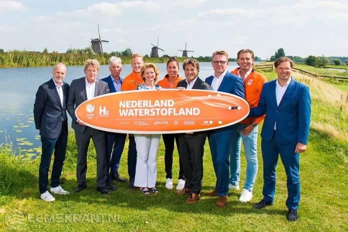 Groningen Seaports verbonden aan TeamNL als promotor waterstof