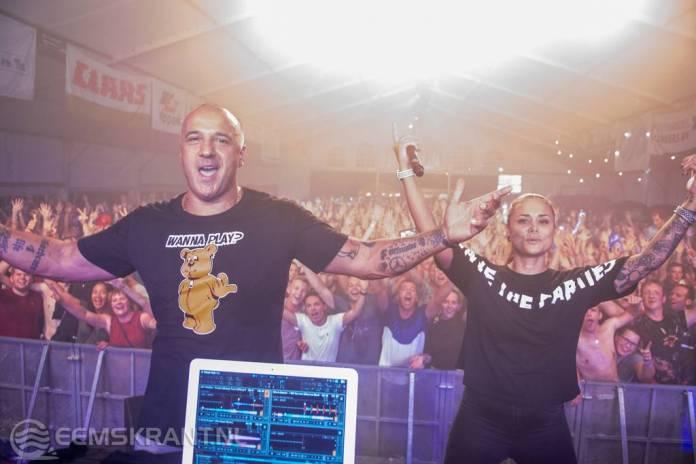 Sfeerverslag: Zaterdagavond Bierummerschuurfeest met DJ Paul Elstak