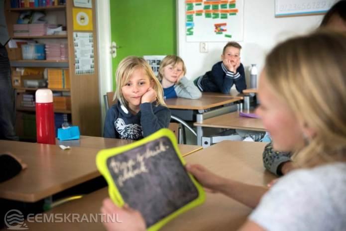 Brede School Farmsumerborg van start met De Schoolschrijver