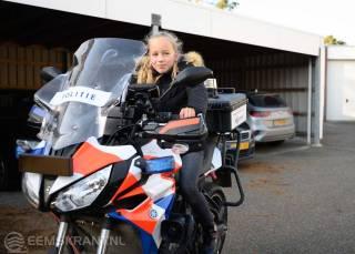 leren over de politie Petje af Eemsdelta (002)