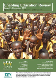 Cover Enabling Education Review 1