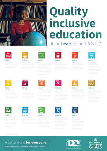 IDDC - Quality Inclusive Education