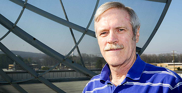John Christy. Photo credit: Michael Mercier/University of Alabama in Huntsville