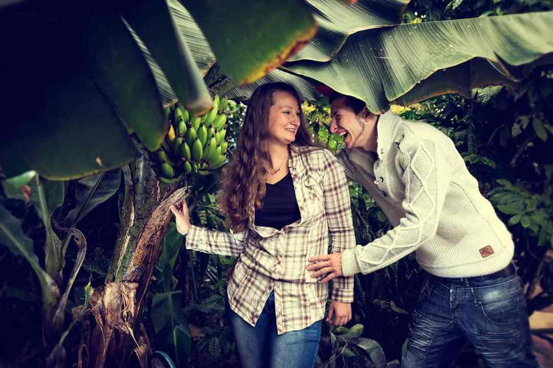 fotoshoot Rozen & Radijs Burgerveen tropische kas fotograaf