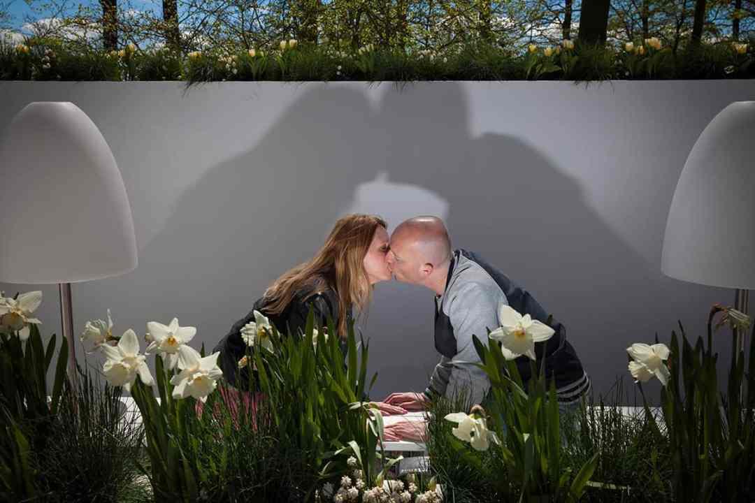 loveshoot fotoshoot pre-wedding fotosessie Keukenhof