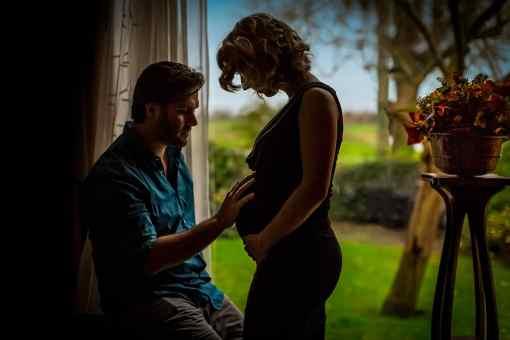 Zwangerschapsfoto's (met partner)