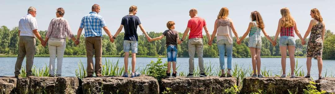 familieshoot Hoofddorp