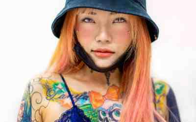 Fotoshoot Tattoo