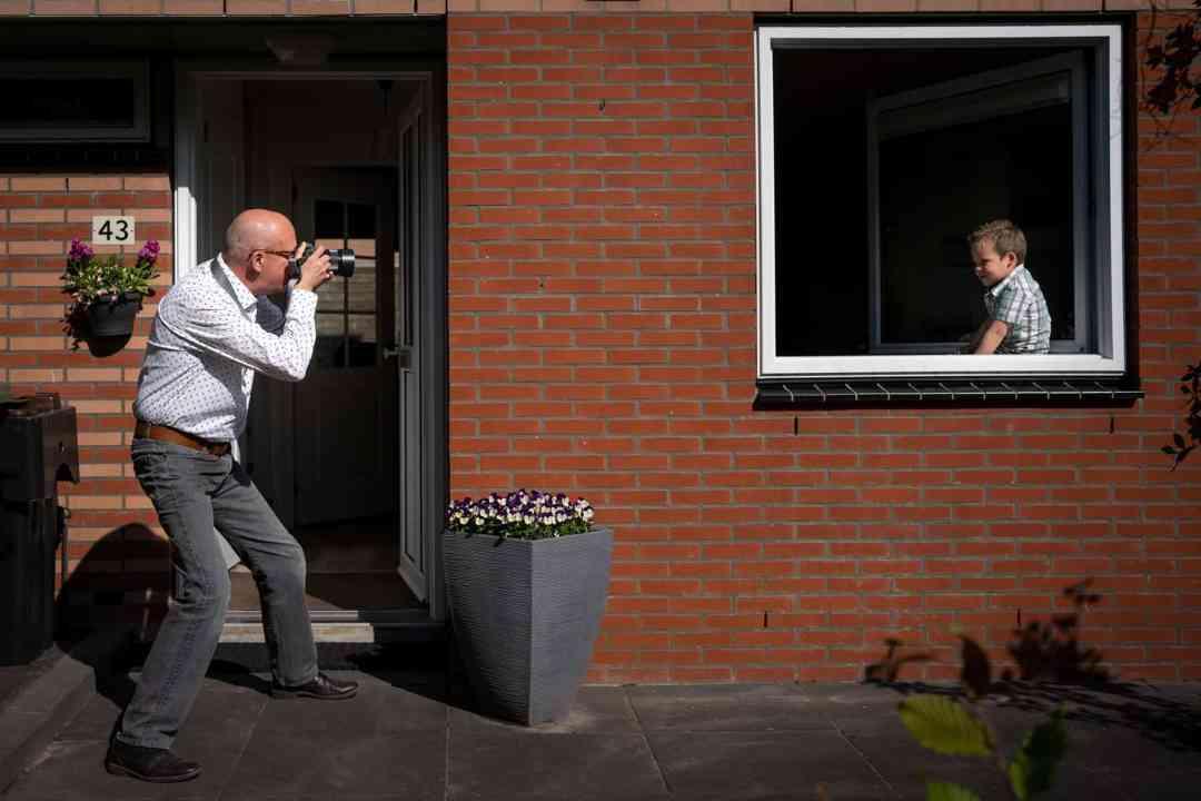 deurportret Nieuw-Vennep fotograaf