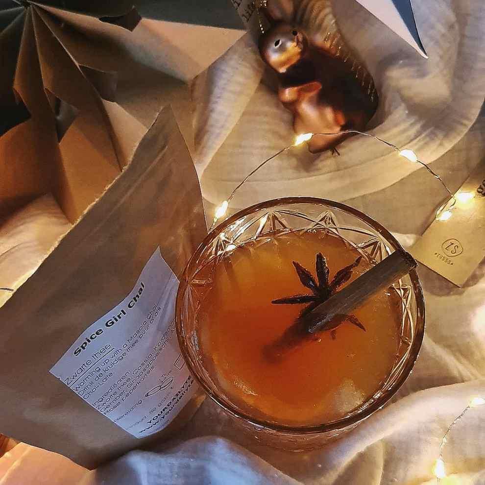 cocktail met thee