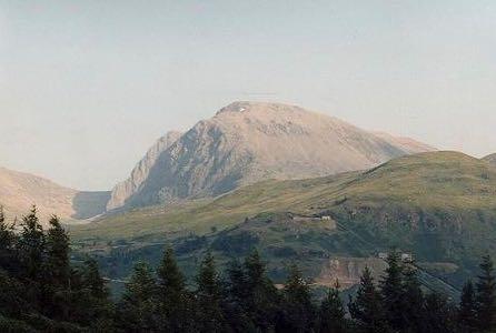 foto van de Ben Nevis (1995)