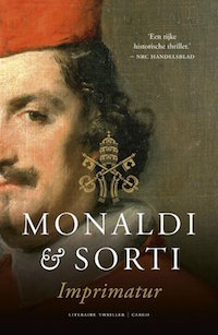 boekomslag Monaldi & Sorti - Imprimatur