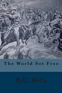 boekomslag H.G. Wells - The world set free