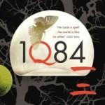 boekomslag Haruki Murakami - 1Q84