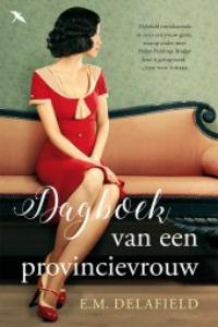 boekomslag E.M. Delafield - Dagboek van een provincievrouw