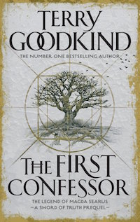 boekomslag Terry Goodkind - The first confessor