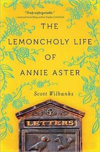 boekomslag Scott Wilbanks - The lemoncholy life of Annie Aster