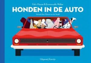 boekomslag Felix Massie - Honden in de auto