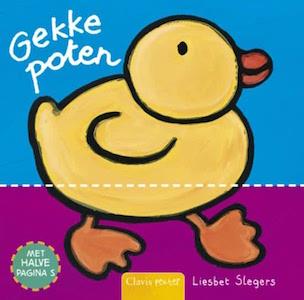 boekomslag Liesbet Slegers - Gekke poten