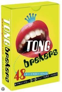 Tongbrekers: 48 lekkerbekkende struikel- en stuiterzinnen