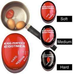 fool proof egg timer - kookwekker voor eieren