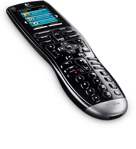 Logitech Harmony One - universal remote control