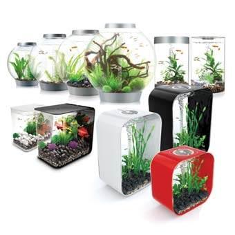 biOrb-aquariums