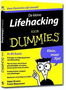 De kleine Lifehacking voor Dummies Arjan Broere