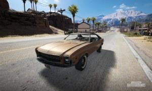 PUBG – Uusi päivitys tuo peliin uuden ajoneuvon! [PC 1.0]