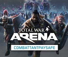 Uusi peli: Total War:ARENA