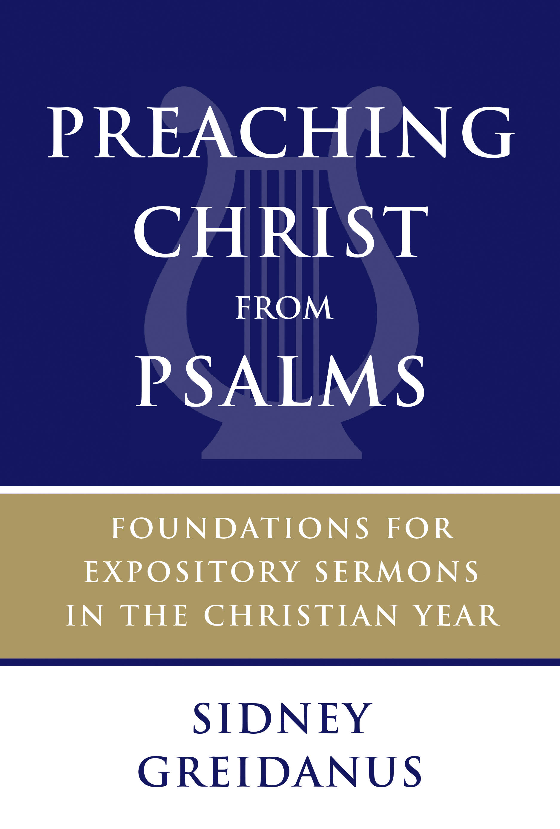 Image result for preaching christ from the psalms