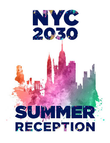 NYC 2030 District Summer Reception