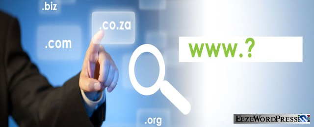 Domain Registration South Africa