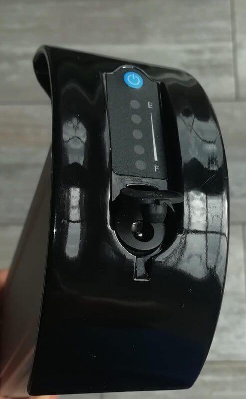 Lit-Battery-Wheelchair