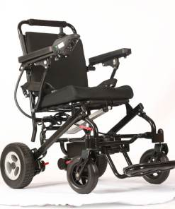 EeZeeGo LW1 Lightweight Electric Wheelchair