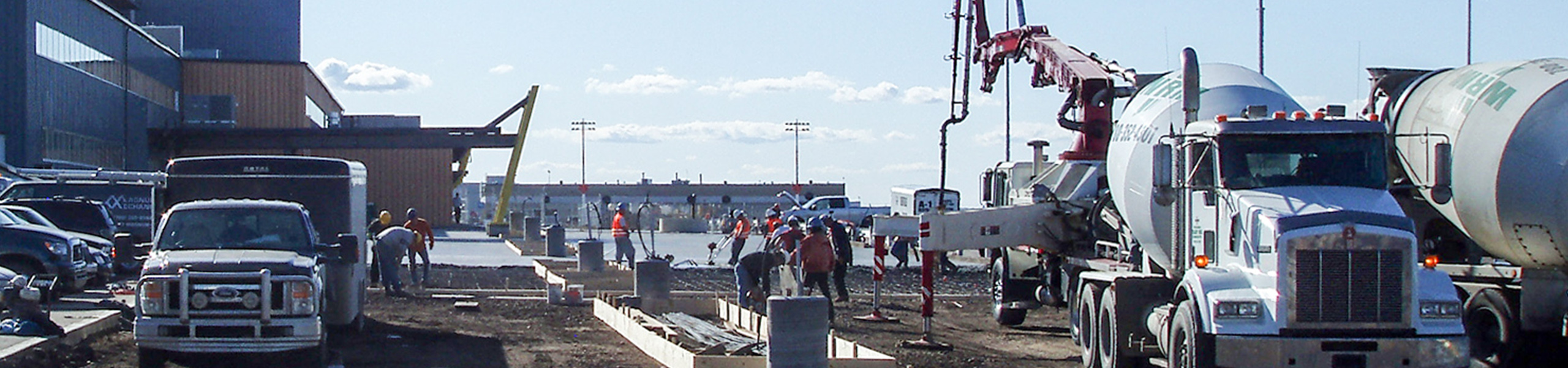 Construction Services in Edmonton