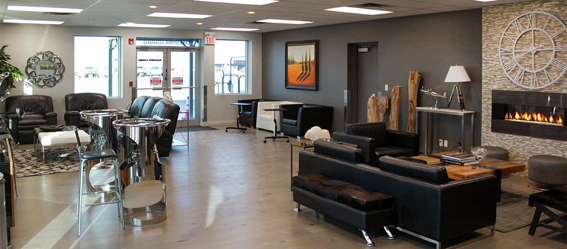 T1 VIP Interior