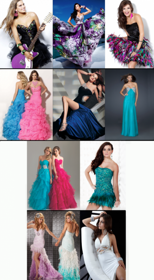 Popular Prom Dresses Baltimore Maryland