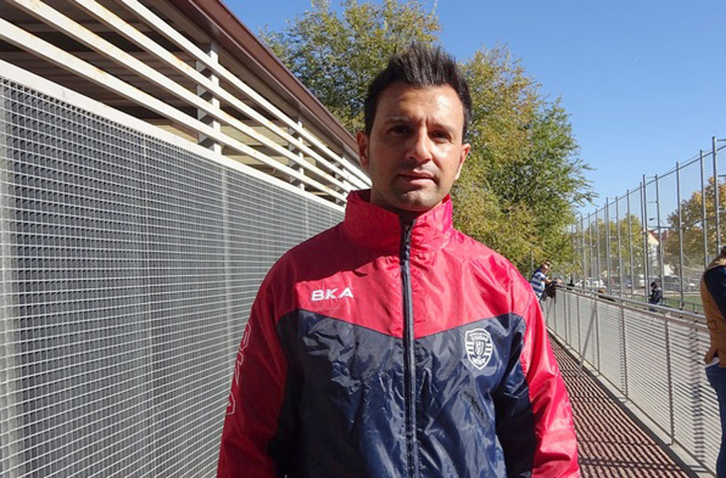 Entrevista a Jaro Vadillo tras empatar con el líder