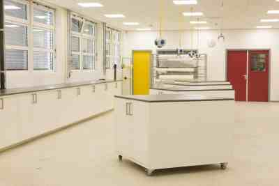 Cleanroom South view (2)