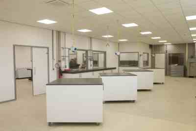 Cleanroom north view (2)