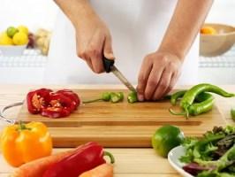 Diez consejos básicos para cocinar en casa