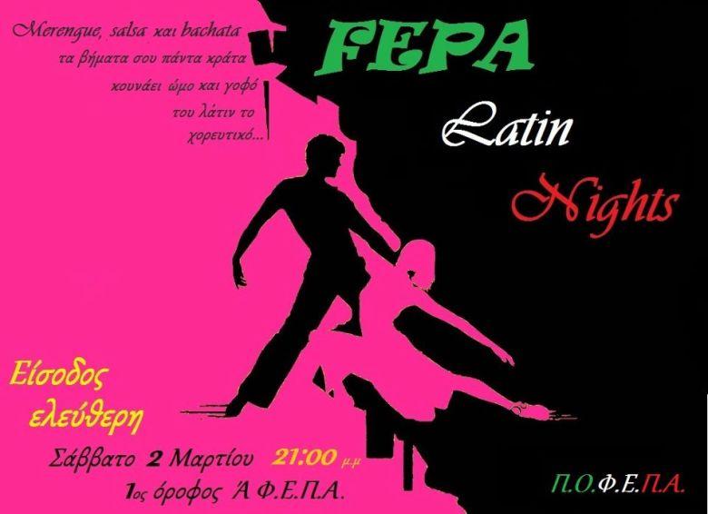 Latin-Night