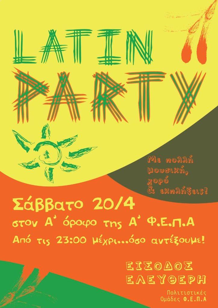 Latin Party 2013