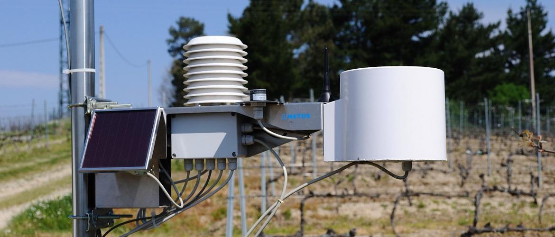 Estación meteorológica iMetos
