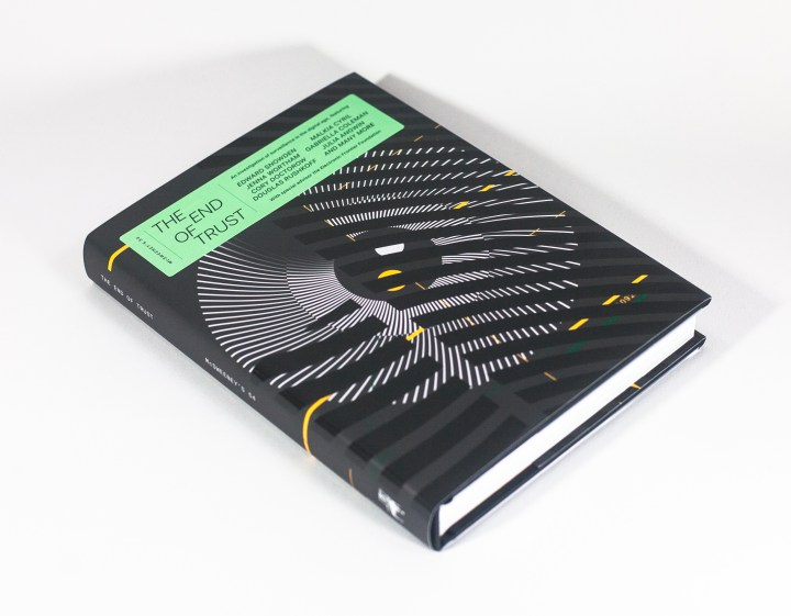 A photo of the book.
