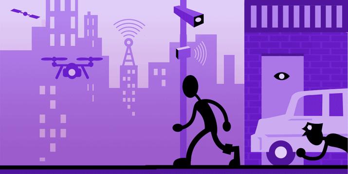 [VISUEL] L'infrastructure de chevauchement de la surveillance urbaine et comment y remédier
